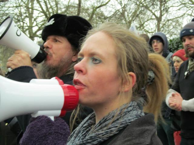 Master and Mistress of the Megaphone