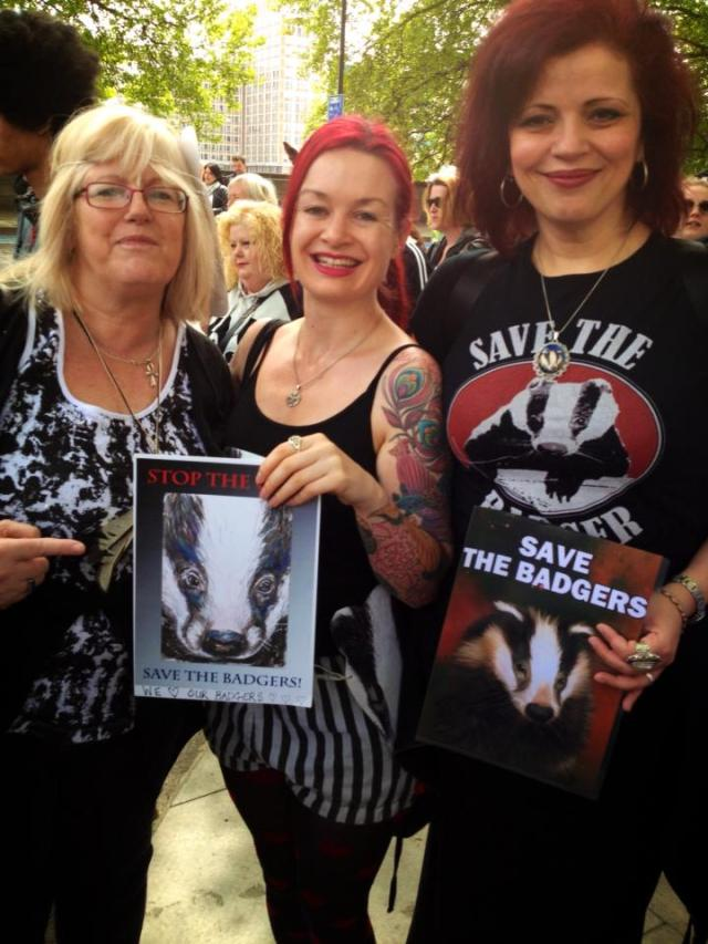 us at badger march
