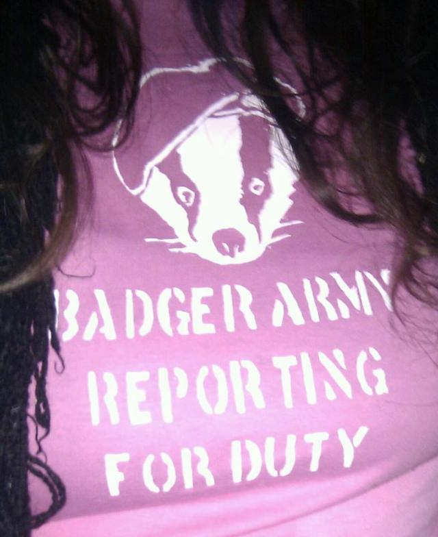 badger army